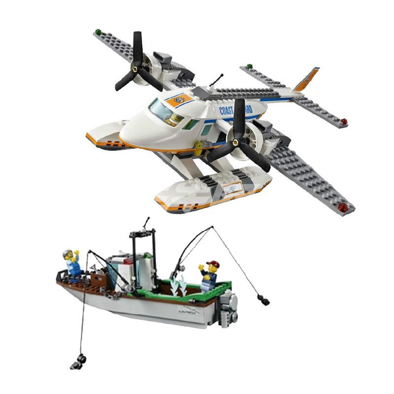 乐高-海岸警卫队飞机