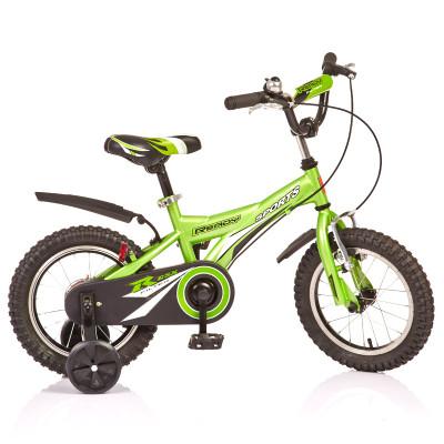 荟智 儿童自行车14寸 rb1461 绿色