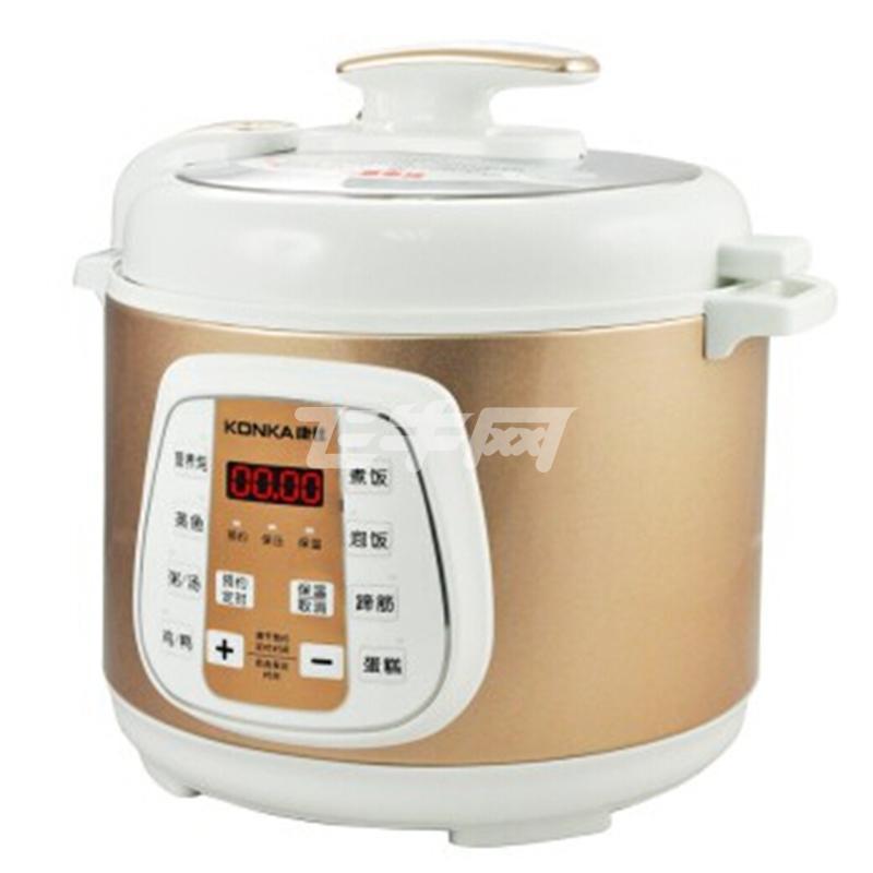 康佳 电压力锅 kpc-50zs302e