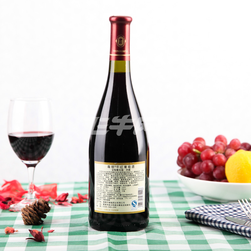 长城 法国 干红 干红葡萄酒