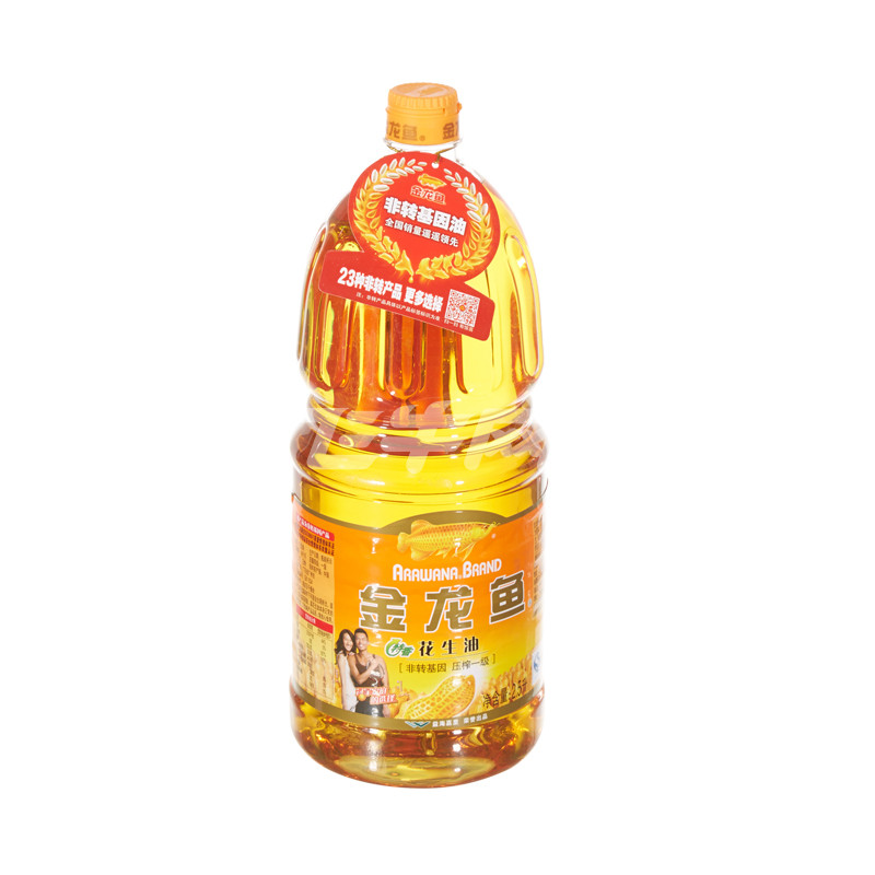 金龙鱼特香花生油 2.5l/瓶