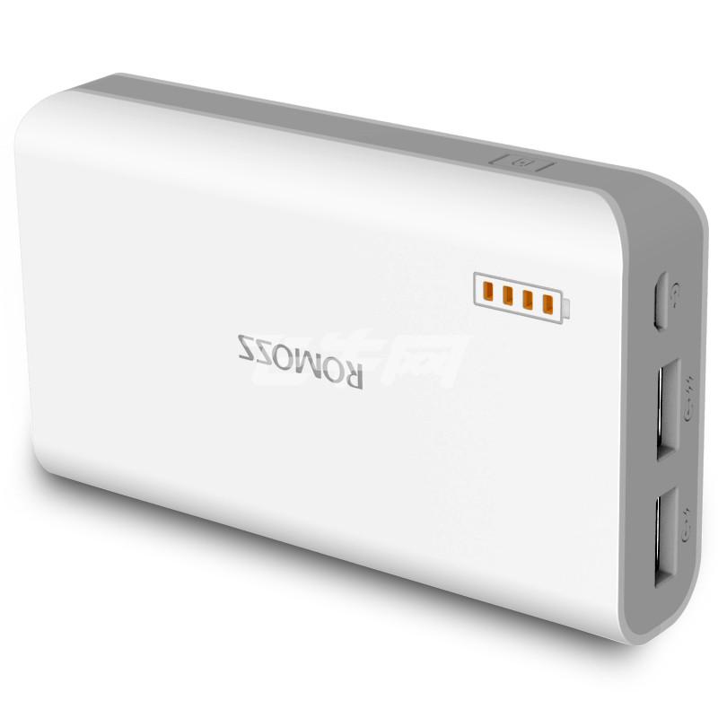罗马仕(romoss) 移动电源/充电宝 sense3 6000毫安