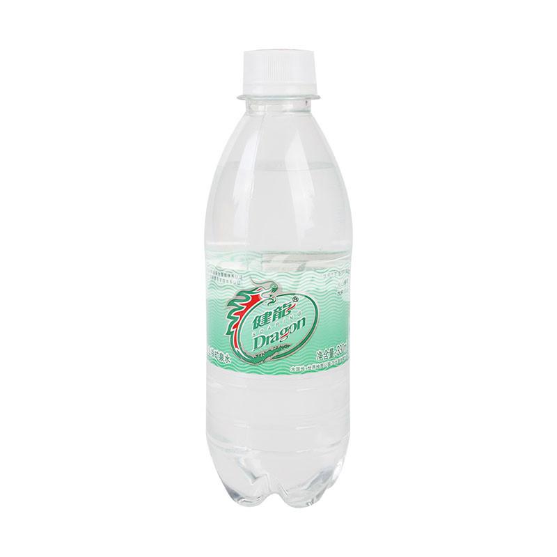 健龙矿泉水(塑料瓶旋盖)330ml/瓶
