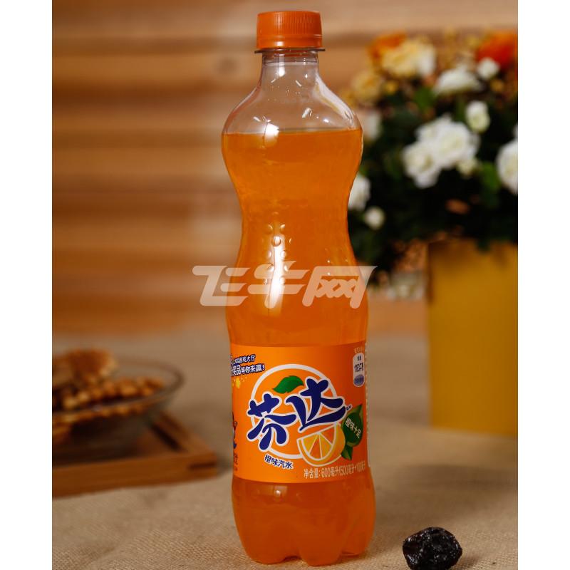 芬达汽水500ml/瓶