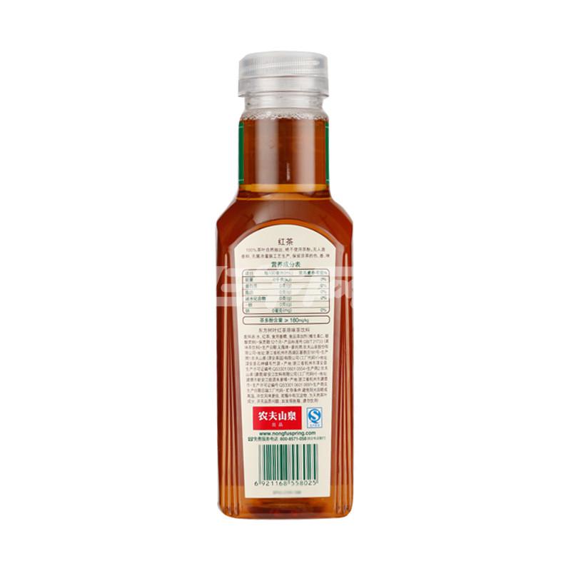 农夫山泉东方树叶红茶饮料500ml/瓶