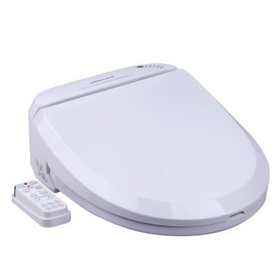 智能马桶盖带遥控洁身器坐便器盖板全自动温水冲洗