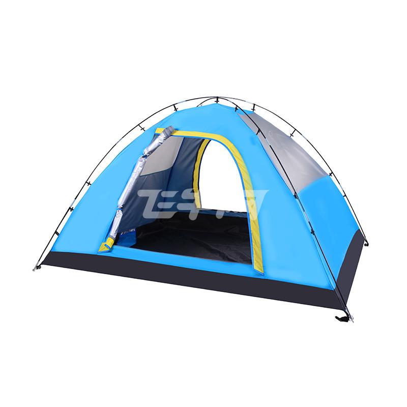 云峰亭双层自动帐篷