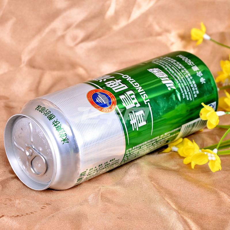 10度青岛啤酒nba冰醇 500ml/听