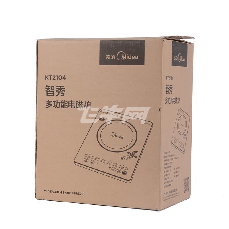 美的电磁炉kt2104