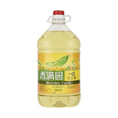香满园大豆油5l/瓶