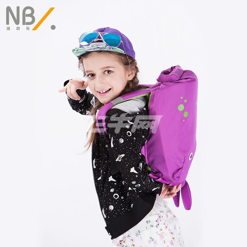 纽贝乐 儿童背包宝宝幼儿园超轻可爱包包2-6岁学前班卡通书包 n12090