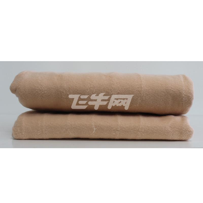 小绵羊 无极控温双人双控型电热毯 0555 170x150cm 褐色 170x150cm