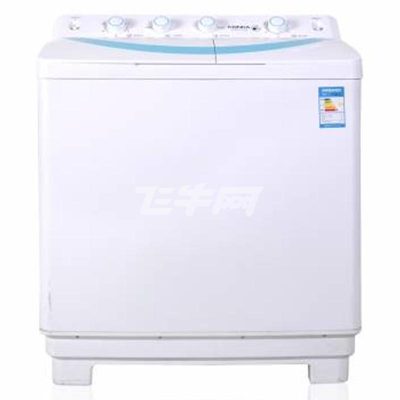 康佳(konka) xpb92-7165s 9.2公斤 半自动 双缸 洗衣机 无