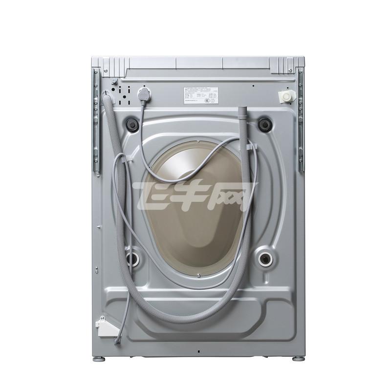 滚筒洗衣机全自动8kg免