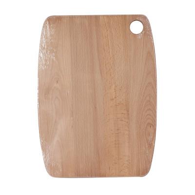 三月三 榉木材质水槽砧板切菜板jm3828(38*28*2cm)