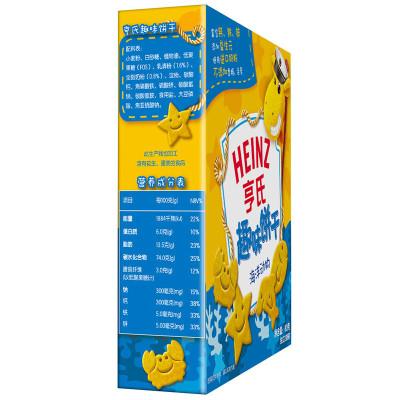 亨氏 营养饼干海洋动物 80g