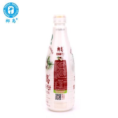特色美食 饮料/水/牛奶 果汁 > 椰岛 果肉椰子汁1.25kg* 6瓶/箱