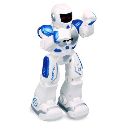 新威尔机械战警遥控机器人6088