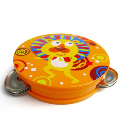 汇乐 新生婴儿响鼓拍拍鼓玩具 999b